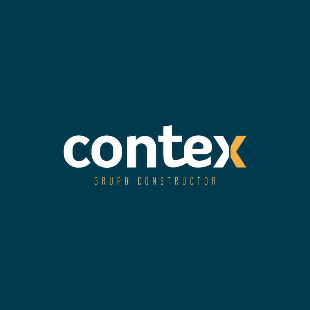Diseño de marca y logotipo Contex