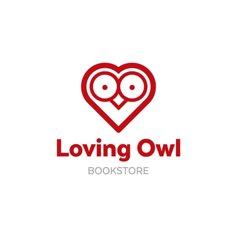loving Owl Logotipo